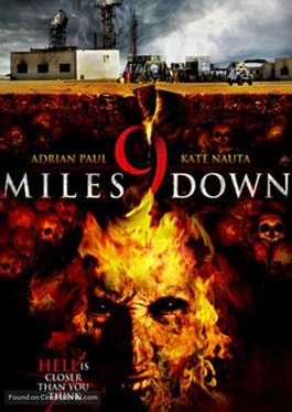 9 Miles Down Movie Poster