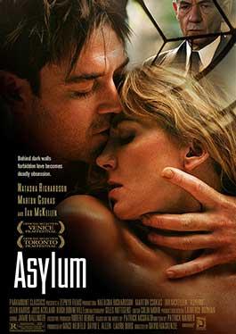 Asylum Movie Poster