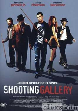 Shooting Gallery Movie Poster